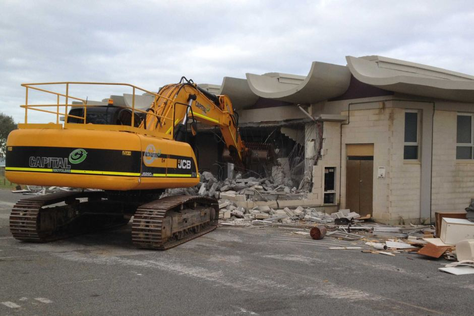 Building Demolition Services Perth