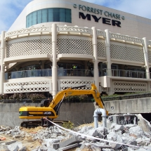 Forrest Place demolition