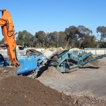 On-Site-Crushing-Perth