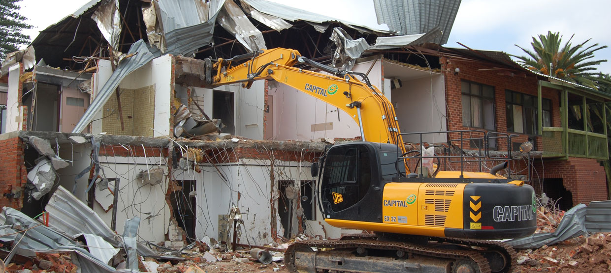 CLASS 1 & CLASS 2 DEMOLITION EXPERTS