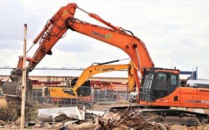 domestic and commercial demolition capital
